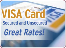 VISA Card with Great Rates